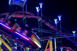 Winter Wonderland,roller coaster 3